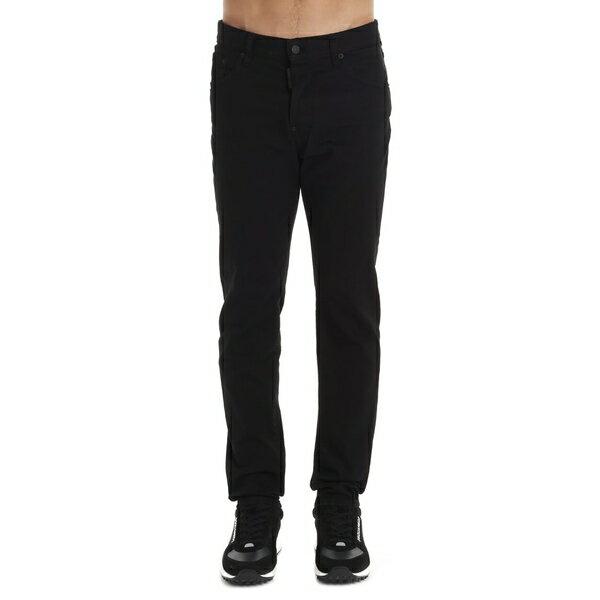 ディースクエアード メンズ デニムパンツ ボトムス Dsquared2 'sexy Mercury' Pants Black