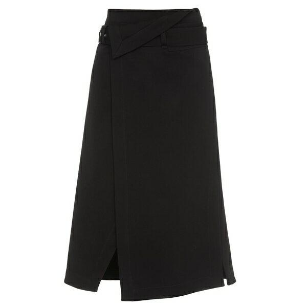 スリーワンフィリップリム レディース スカート ボトムス 3.1 Phillip Lim Twill Skirt DARKMIDNIGHT