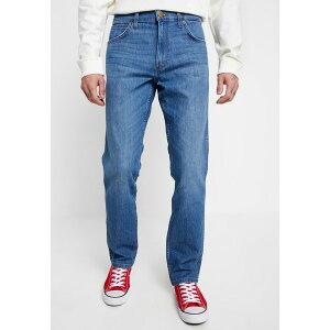 ラングラー メンズ デニムパンツ ボトムス GREENSBORO - Straight leg jeans - cool sunrise