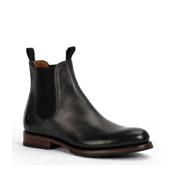 フライ メンズ ブーツ&レインブーツ シューズ Men's Sawyer Chelsea Boot Black