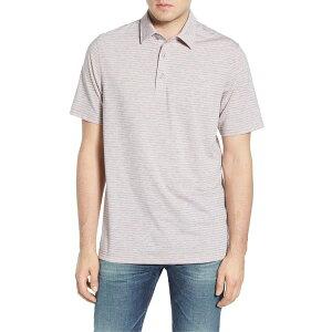 ヴァインヤードヴァインズ メンズ ポロシャツ トップス vineyard vines Regular Fit Polo Strawberry Blonde