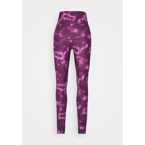 靴下・レッグウェア, スパッツ・レギンス  MATERNITY LEGGING - Leggings - purple uidt0020