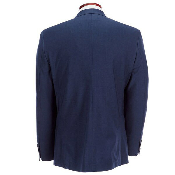 ムラノ メンズ ジャケット&ブルゾン アウター Slim-Fit Suit Separates Blazer Blue