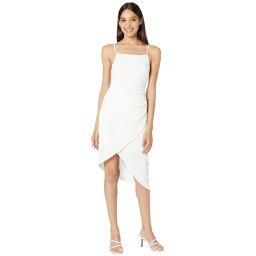 BCBジェネレーション レディース ワンピース トップス Square Neck Dress GTX1D25 Off-White
