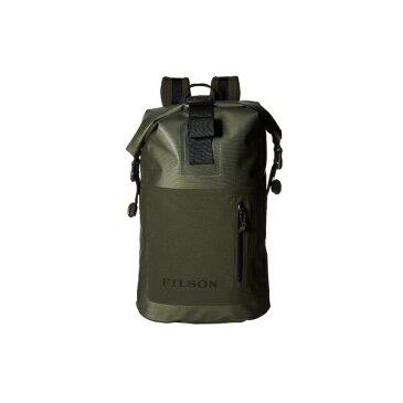 フィルソン メンズ バックパック・リュックサック バッグ Dry Backpack Green