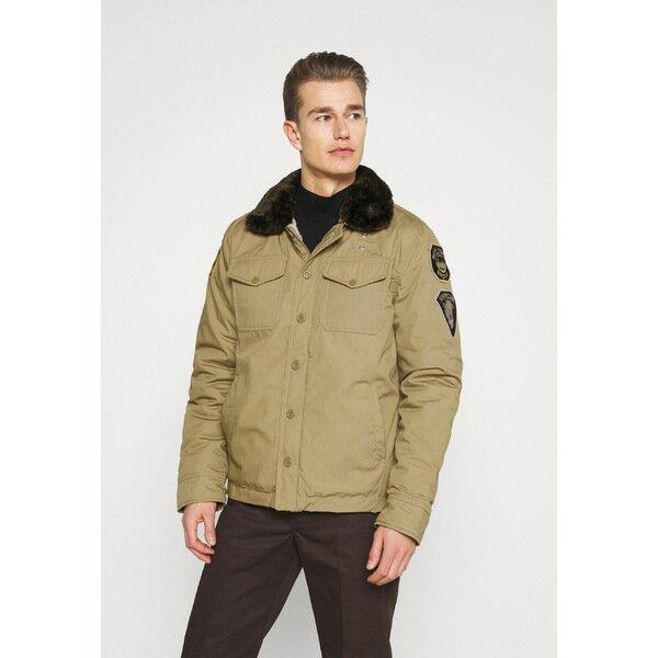 メンズファッション, コート・ジャケット  JEEPER - Winter jacket - beige vuxb0164