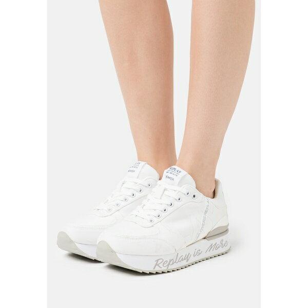 レディース靴, スニーカー  HAMER - Trainers - white vuxb0166