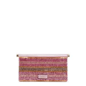 Valentino Garavani Women's Clutch Bag Small Carry Secrets Embellished Clutch Giacinto