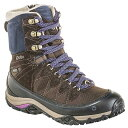 オボズ レディース ハイキング スポーツ Oboz Women's Juniper 8IN Insulated BDry Boot Cocoa / Cobalt