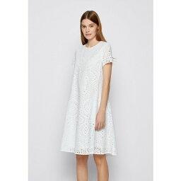 ボス レディース ワンピース トップス DAJOUR - Day dress - white