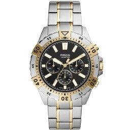 フォッシル メンズ 腕時計 アクセサリー Men's Garrett Two-Tone Bracelet Watch 44mm Two Tone