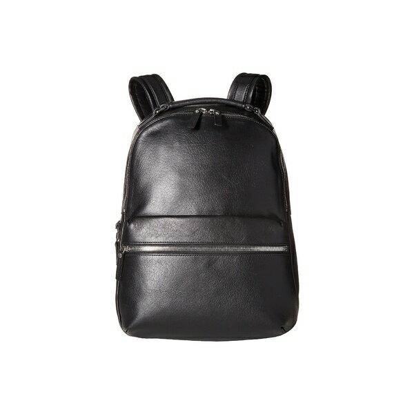 シノラ メンズ バックパック・リュックサック バッグ Runwell Backpack Black