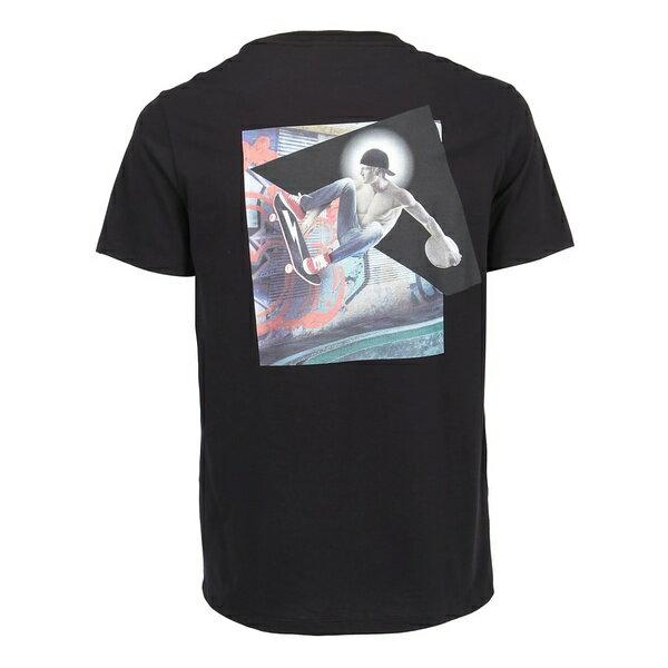 ニールバレット メンズ カットソー トップス Neil Barret T-shirt Black