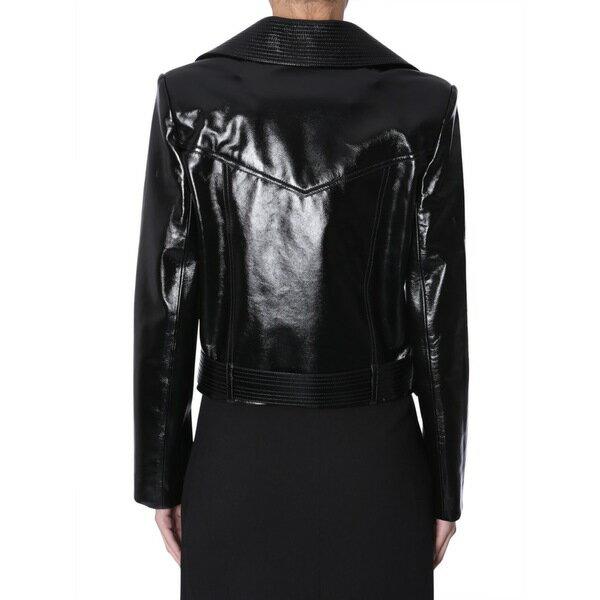 ジバンシー レディース ジャケット&ブルゾン アウター Givenchy Leather Jacket NERO