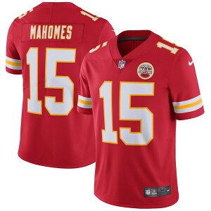 ナイキ メンズ ユニフォーム トップス Patrick Mahomes Kansas City Chiefs Nike Vapor Limited Jersey White