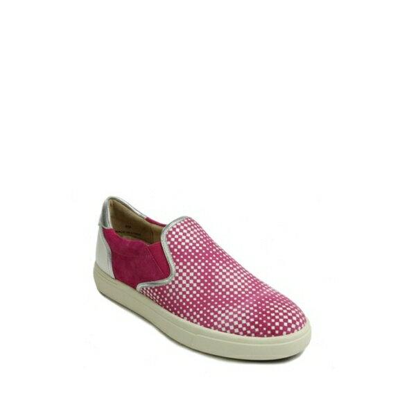 レディース靴, スニーカー  Okal Slip-On Sneaker - Multiple Widths Available FUSHIA