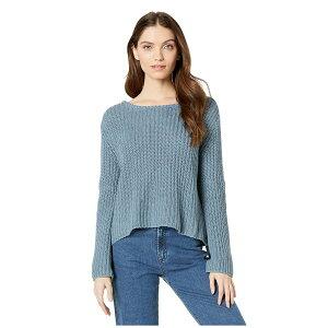 ロキシー レディース ニット&セーター アウター Boardwalk Show Sweater Blue Mirage