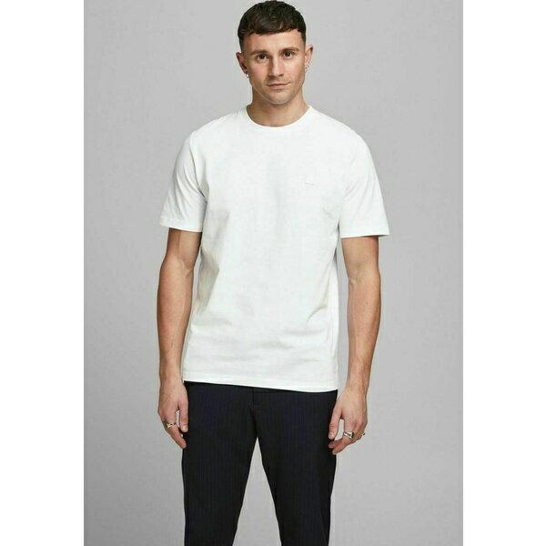 トップス, Tシャツ・カットソー  T Basic T-shirt - whitereg fit yzqq01a9