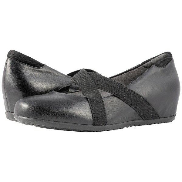 レディース靴, ミュール  Waverly Black Soft Leather