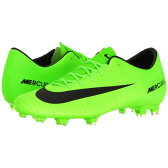 ナイキ メンズ スニーカー シューズ Mercurial Victory VI FG Electric Green/Black/Flash Lime/White