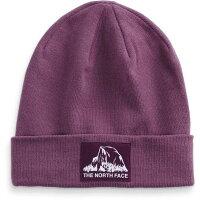 ノースフェイス メンズ 帽子 アクセサリー The North Face Dock Worker Recycled Beanie Pikes Purple