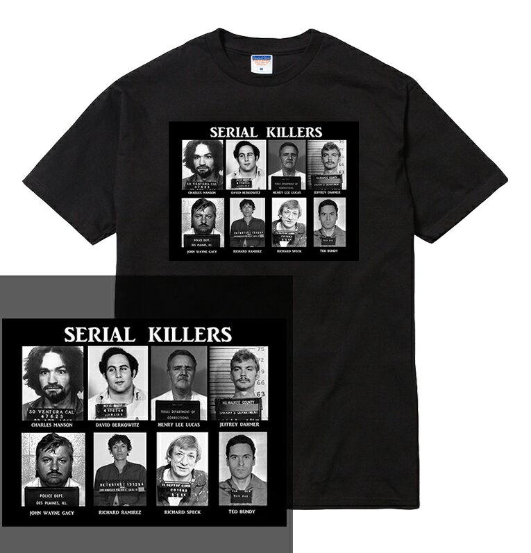 トップス, Tシャツ・カットソー SERIAL KILLER T tee t