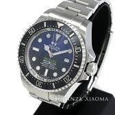 ROLEX ロレックス シードゥエラー ディープシー D-BLUEダイアル 116660 スチールベルト シルバー メンズ 腕時計【中古】ASU BRAND☆アスブランド