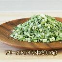 フリーズドライ野菜 フリーズドライ小ねぎ(10g) 小ネギ ...