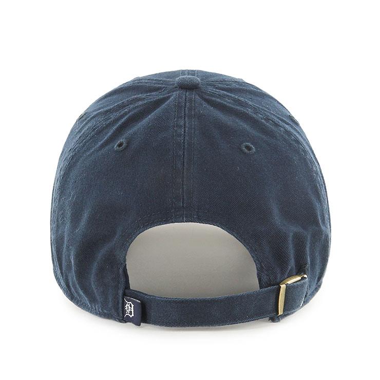 メンズ帽子, キャップ  47Brand 47 Brand CAP 47 CLEAN UP TIGERS HOME 47 CLEAN UP NAVY
