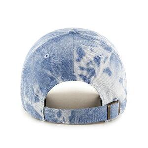 【楽天スーパーSALE 10%OFFクーポン対象商品!】47 Brand フォーティーセブンブランド ローキャップ Yankees Hard Wash '47 CLEAN UP HAWSH17DWS メンズ レディース 春夏秋冬 アジャスターキャップ 野球帽 帽子 デニム FREE