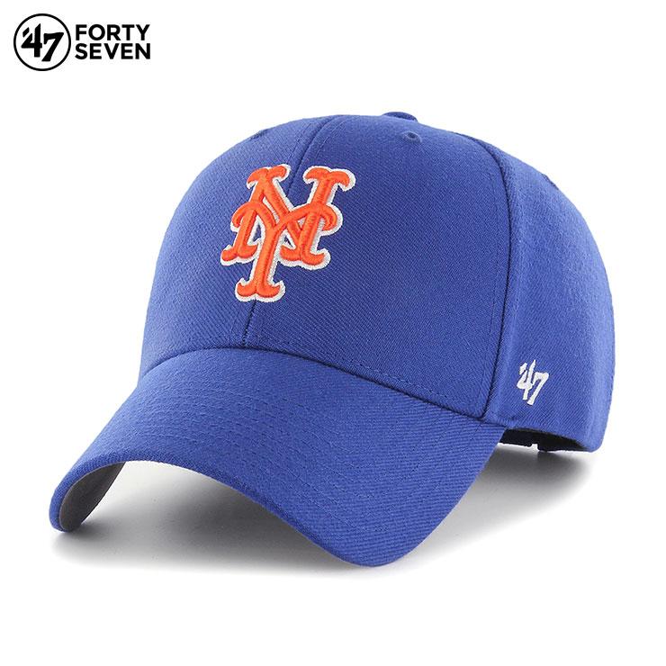 メンズ帽子, キャップ 47Brand 47 Brand CAP 47 METS 47 MVP ROYAL MVP16WBV