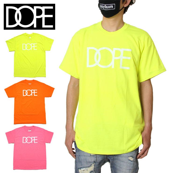 トップス, Tシャツ・カットソー  SALE50OFF DOPE T T CLASSIC LOGO TEE 19DP-FW100T M L XL XXL