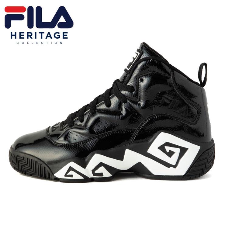 メンズ靴, スニーカー  FILA MB F0624 BLACKWHITE