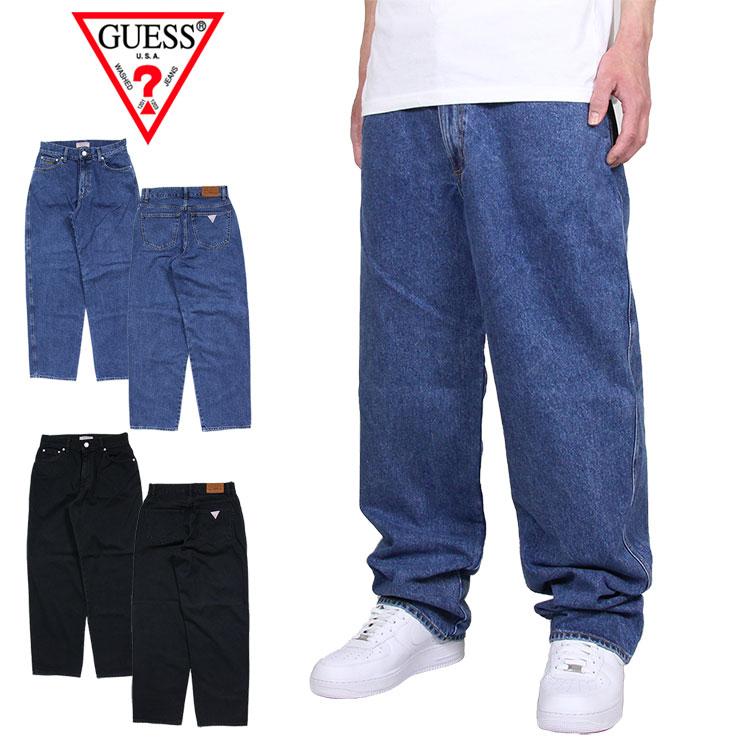 メンズファッション, ズボン・パンツ 17 17OFF GUESS BUGGY JEANS ML1D8961RZ 30 32 34 36