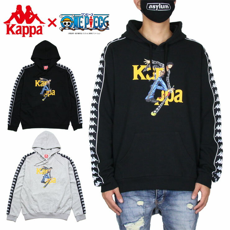 トップス, パーカー MAX30OFFSALE15OFF KAPPA ONE PIECE KLA52KT53 M L XL
