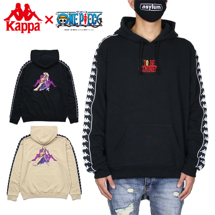 トップス, パーカー MAX30OFFSALE15OFF KAPPA ONE PIECE KLA52KT52 M L XL