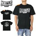 【衝撃の20%OFFクーポン配布中】MOBSTYLES モブスタイルス Tシャツ MOB LOGO TEE BLACK スポーツ 格闘技 トレーニング ブラック S M L XL