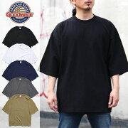ドロップ ショルダー Tシャツ コットン ストリート ファッション