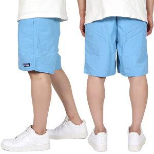 【GWはポイントが激熱!ポイント最大20倍】【P5倍】パタゴニア PATAGONIA ショートパンツ ハーフパンツ アウトドア 防水 かっこいい お洒落 メンズ ブランド 大きいサイズ M's BAGGIES LONGS-7 IN. 58034 ブルー グリーン ピンク S M L XL