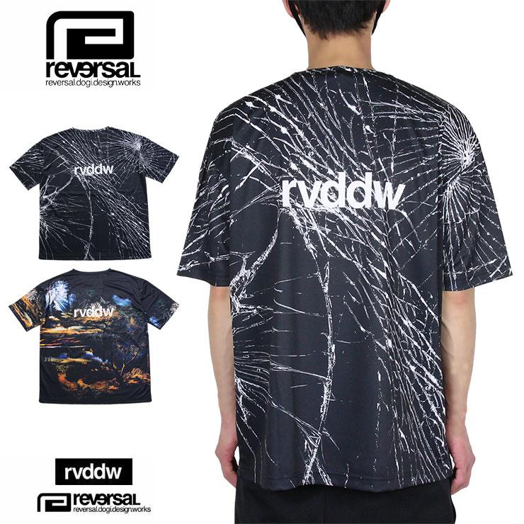 トップス, Tシャツ・カットソー  T reversal T rvddw BIG SILHOUETTE DRY TEE rv21ss013 M L XL