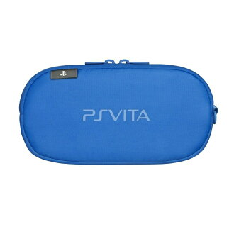 PS Vita Carrying Porch (blue) (PCHJ-15008)