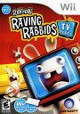 Wii RAYMAN RAVING RABBIDS 【北米版】 レイマン ライビング ラビット