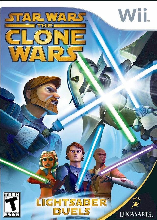 【楽天市場】wii Star Wars The Clone Wars Lightsaber Duels 【北米版