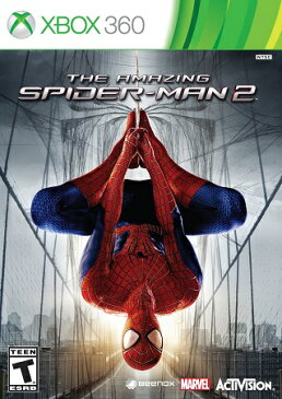 XBOX360 THE AMAZING SPIDER-MAN 2【北米版】<アメージングスパイダーマン2>