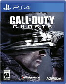 【PS4】CallofDutyGhosts【北米版】<コールオブデューティゴースト>