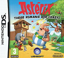 【あす楽対応】【新品】DS ASTERIX THESE ROMANS ARE CRAZY! (海外版)