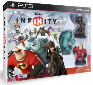 【新品】PS3 DISNEY INFINITY STARTER PACK【北米版】ディズニーインフィニティ スターターパック