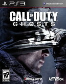 PS3CALLOFDUTY:GHOSTS【北米版】<コールオブデューティ:ゴースト>