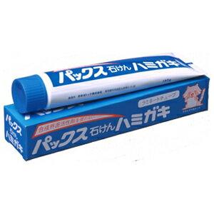 パックスナチュロン 石鹸ハミガキ (オーラルケア 歯磨き粉 口臭予防)合成界面活性剤やサッカ...