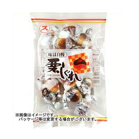 【送料無料・まとめ買い×20個セット】鈴木製菓 栗しぐれ 110g